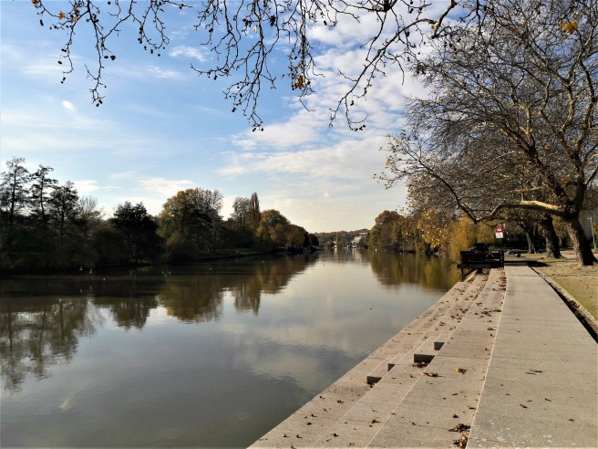 River Marne Nogent-sur-Marne